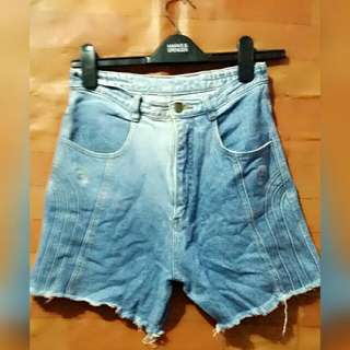 Hotpants High Waist