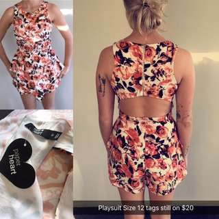 Playsuits, Jumper, Top