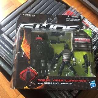 G I Joe - Cobra Viper Commando