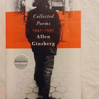 Allen Ginsberg Poems
