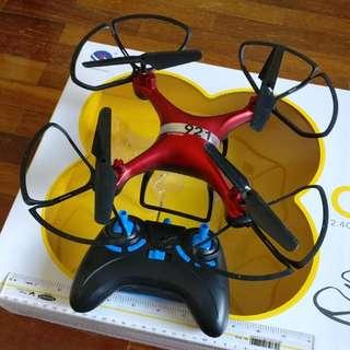 Remote Control Rc Toy Drone (no Camera)