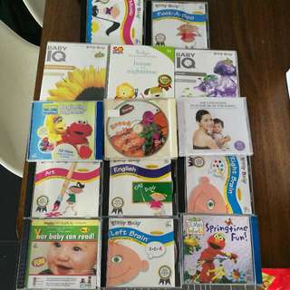 Vcd And DVD For Kids