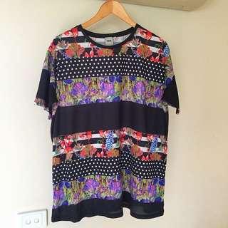 Asos Maxi Shirt 10