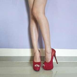 6.5 Inch Platform High Heels