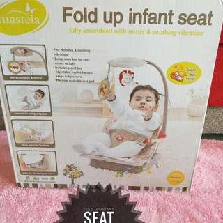Fold Up Seat Infant Mastela