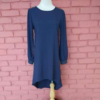 HiLo Dress, Kurung Top