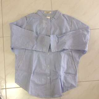 BN China Collar Top