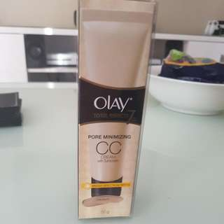 Olay Pore Minimizing CC Cream - Medium