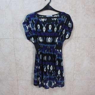 Chic Simple Tribal Dress