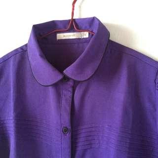 Shirt Accent Purple