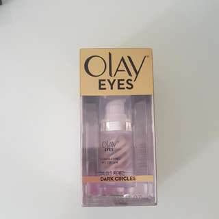 Olay Eyes - For Dark Circles, Illuminating Cream