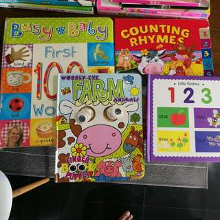 Books For Age 0 To Age 3