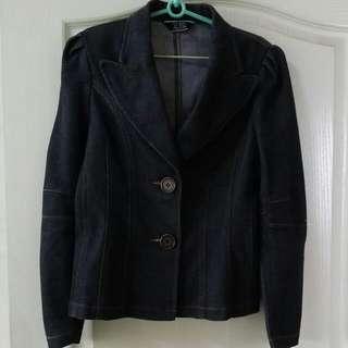 🚚 宮廷袖牛仔外套#三百元外套#三百元牛仔