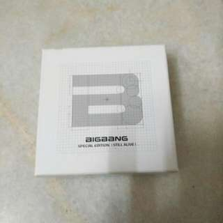 Official Bigbang Still Alive Good - Gdragon Necklace
