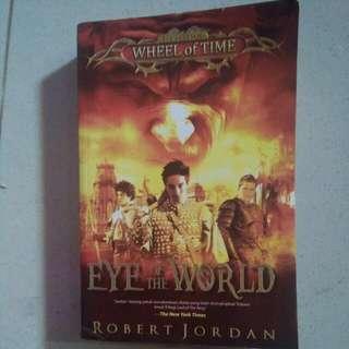 Novel EYE OF THE WORLD