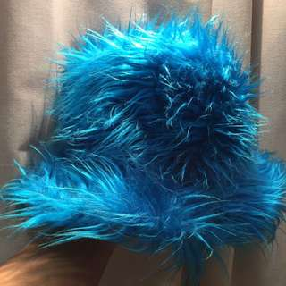 6629efb91ea Furry Fuzzy Bucket Hat