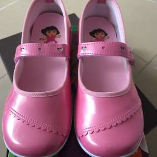 BN Authentic Disney Dora Ballerina Shoes