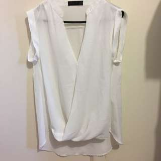NEW - White Blouse