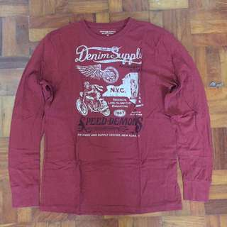Denim&Supply LS Tees