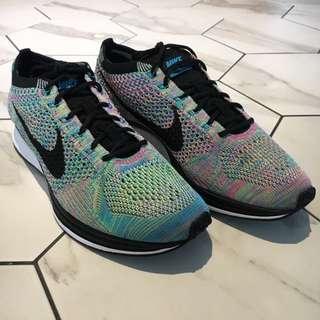 [Nike] Flyknit Racer Multi Colour 2.0