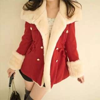 Wool Jacket Coat