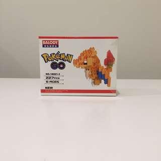 Charizard Pokemon Go Nano Block