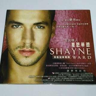 🚚 夏恩華德 Shayne Ward 首張冠軍專輯CD