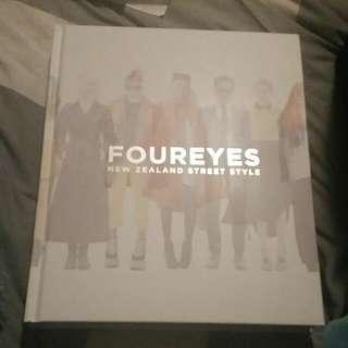 Four Eyes New Zealand Street Style Book.