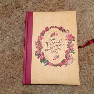 The Victorian Photo Album Excellent Condition