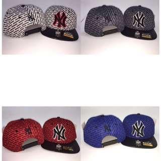 Assorted CAPs (Nike, Jordan, NewYork Yankees)
