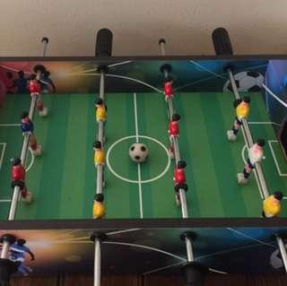 HIRE Tabletop Foosball Game