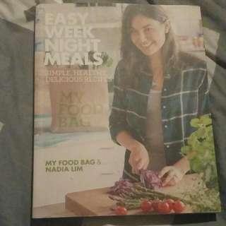 Nadia Lim My Food Bag Easy Week Night Meals