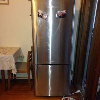 Stainless Steel Fisher & Paykel Fridge