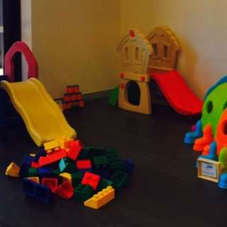 HIRE Kids Play Gym Equipment