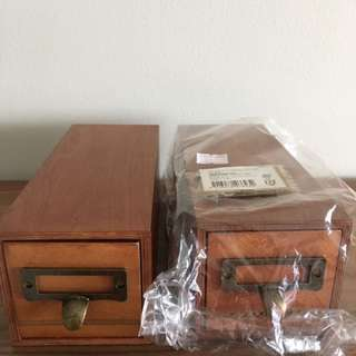 Wooden Boxes Frm Japan