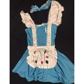 Alice And Wonderland Costumes