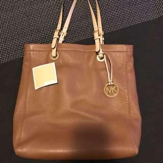 Michael Kors - Tan Leather Handbag