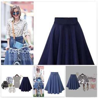Skirt Soft Denim