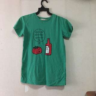 Pre Loved Green Top
