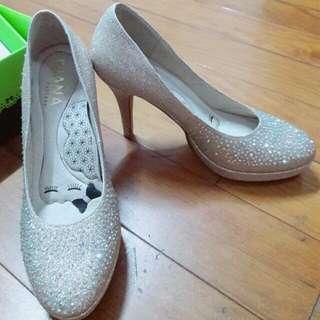 Dinan 婚鞋 高跟鞋