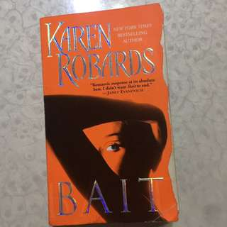 BAIT by Karen Rabards