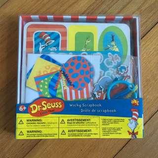 Dr. Seuss Scrapbook