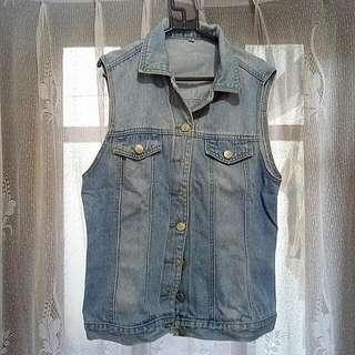 Jeans Vest - No Brand