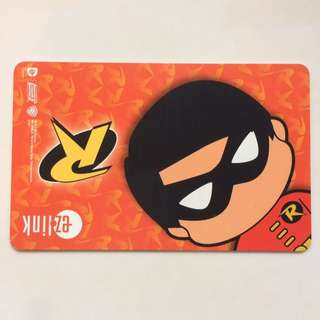 Robin EZ Link Card
