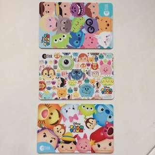 Tsum Tsum EZ Link Cards