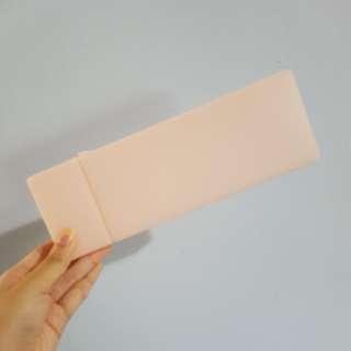 ($5) Pink Pencil Box