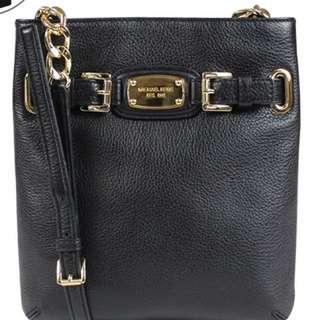 MK Black crossbody Bag