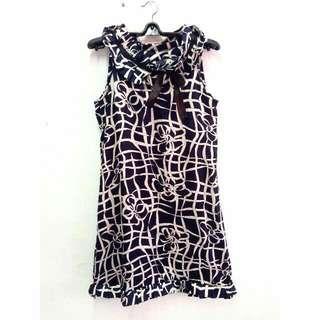 Black Motif Dress