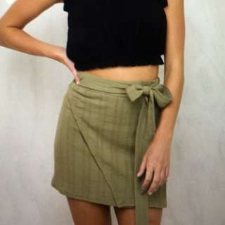 Princess Polly Wrap Skirt