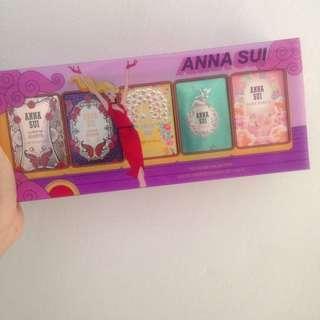 安娜蘇五組小香組